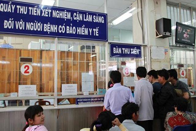Thông tuyến tỉnh BHYT: Thách thức và cơ hội cho bệnh viện - Ảnh 1.