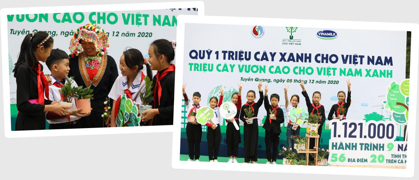 """""""Triệu cây vươn cao cho Việt Nam xanh"""" - Dấu ấn 9 năm tô màu xanh đất nước - Ảnh 3."""