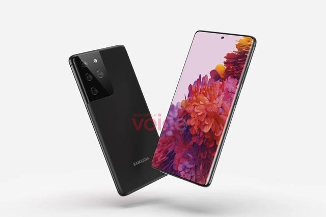 Lộ thiết kế hoàn chỉnh và giá bán của các phiên bản Galaxy S21 - Ảnh 1.