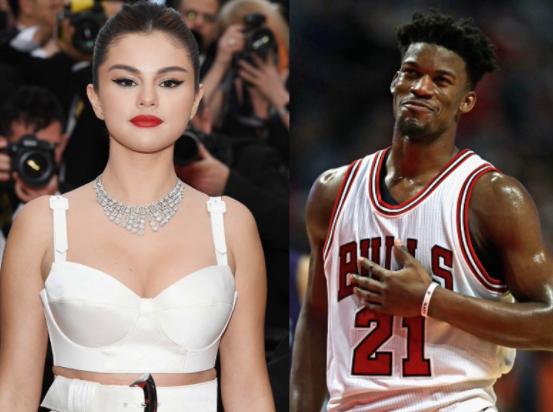Rộ tin Selena Gomez hẹn hò ngôi sao bóng rổ - ảnh 1