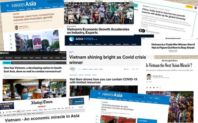 """Kinh tế Việt Nam 2020: Từ doanh nghiệp """"ăn đong từng tuần"""", đến điểm sáng giữa đại dịch COVID-19 - Ảnh 1."""