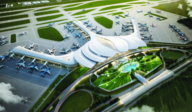 Ngày 5/1/2021, khởi công dự án Cảng hàng không quốc tế Long Thành - Ảnh 1.