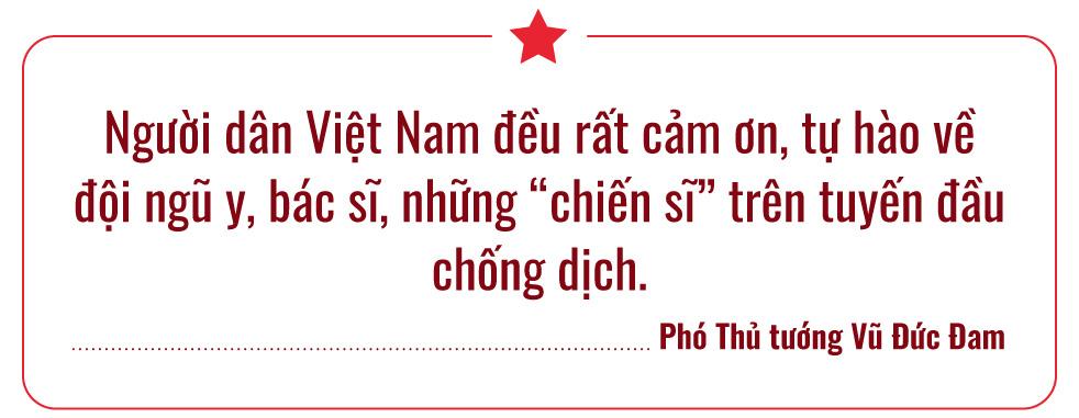Thiên tai, dịch bệnh không thể cản bước lòng tự hào Việt Nam! - Ảnh 6.