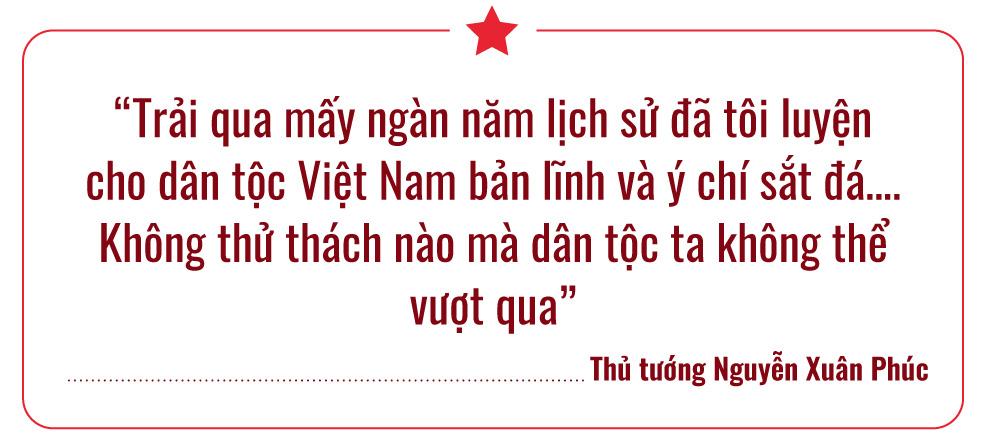 Thiên tai, dịch bệnh không thể cản bước lòng tự hào Việt Nam! - Ảnh 13.
