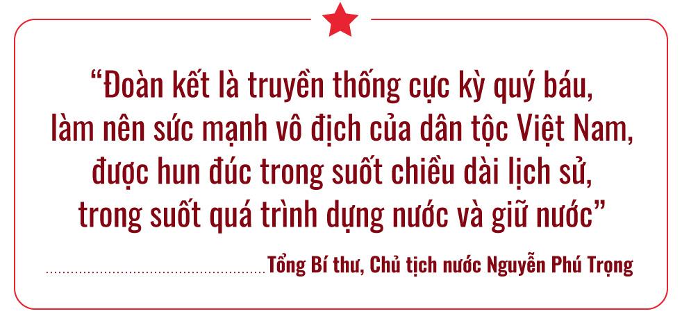 Thiên tai, dịch bệnh không thể cản bước lòng tự hào Việt Nam! - Ảnh 17.