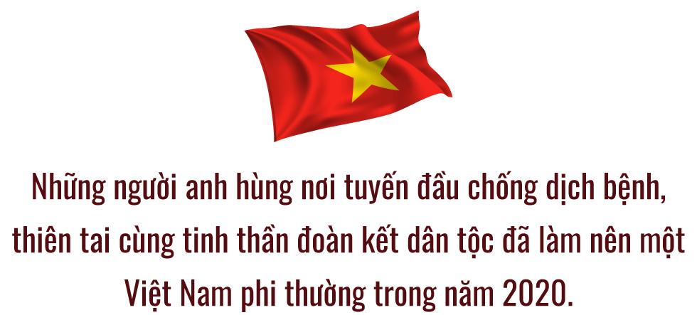 Thiên tai, dịch bệnh không thể cản bước lòng tự hào Việt Nam! - Ảnh 1.