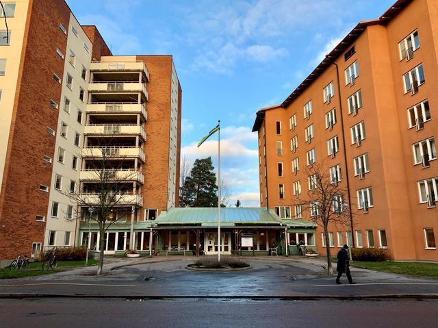 Người cao tuổi mắc COVID-19 bị bỏ quên tại viện dưỡng lão ở Thụy Điển - ảnh 2