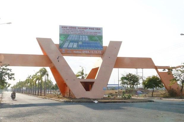 Điều chỉnh chủ trương đầu tư dự án về cơ sở hạ tầng KCN Phú Tân - ảnh 1
