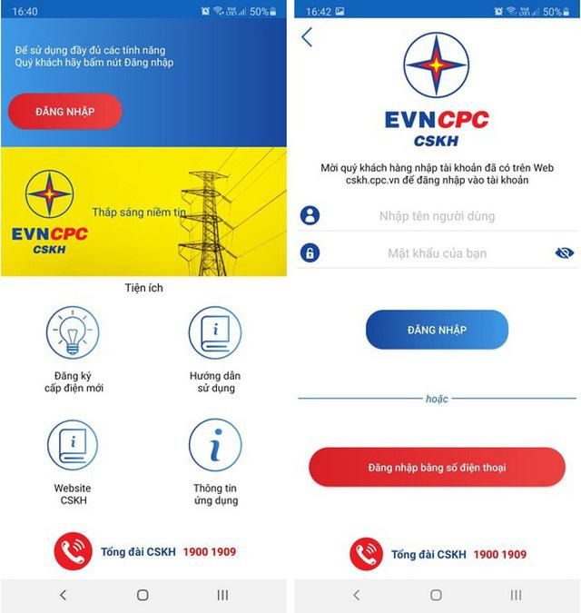 Hướng dẫn tra cứu chỉ số tiêu thụ điện của hộ gia đình ngay trên smartphone - Ảnh 4.