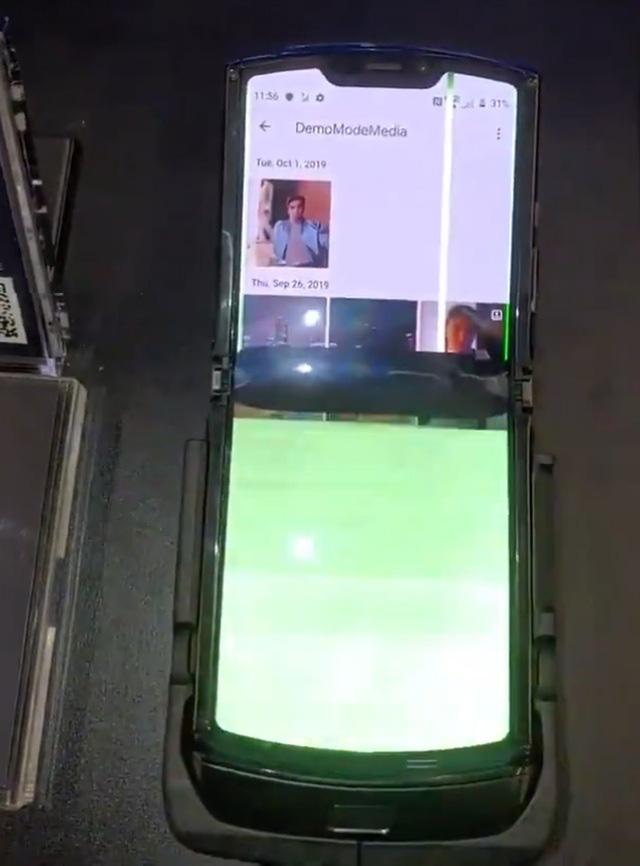 Moto RAZR dính lỗi màn hình hàng loạt sau chỉ 1 ngày mở bán - Ảnh 3.