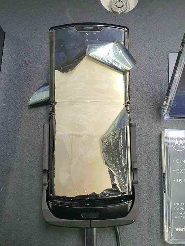 Moto RAZR dính lỗi màn hình hàng loạt sau chỉ 1 ngày mở bán - Ảnh 4.