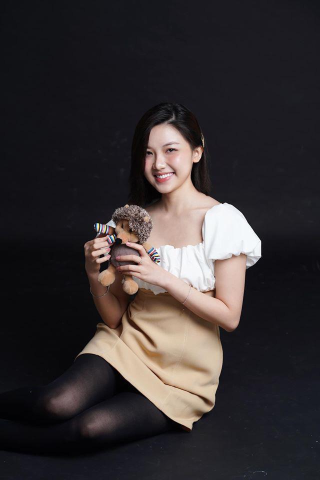 Lương Thanh hóa cô nàng dễ thương trong bộ ảnh mới - Ảnh 2.