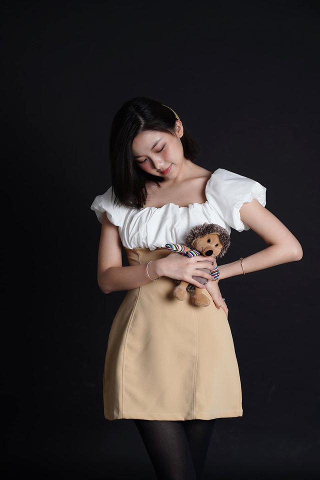 Lương Thanh hóa cô nàng dễ thương trong bộ ảnh mới - Ảnh 1.