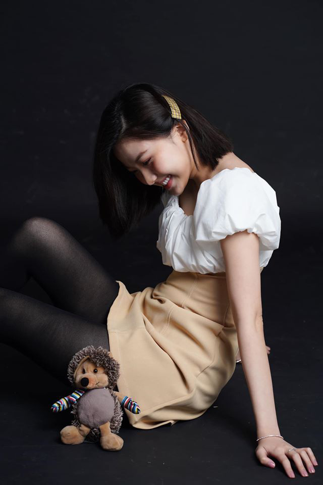Lương Thanh hóa cô nàng dễ thương trong bộ ảnh mới - Ảnh 4.