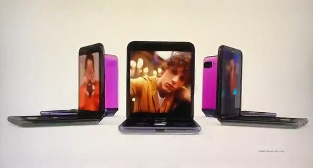 Samsung bất ngờ tung clip quảng cáo Galaxy Z Flip dù chưa ra mắt sản phẩm - Ảnh 1.