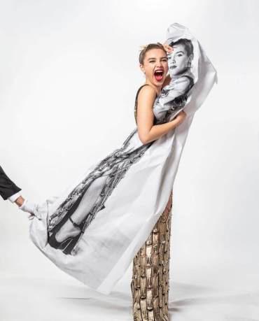 Sao Hollywood và bộ ảnh cực choáng trong tiệc hậu Oscar 2020 - Ảnh 5.