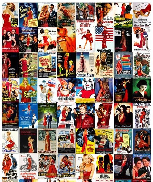 """13 dạng poster """"siêu kinh điển"""" của điện ảnh - Ảnh 6."""