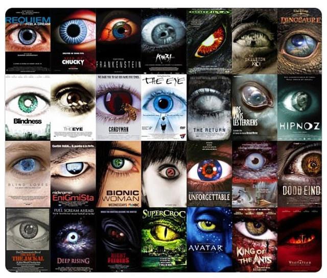 """13 dạng poster """"siêu kinh điển"""" của điện ảnh - Ảnh 9."""