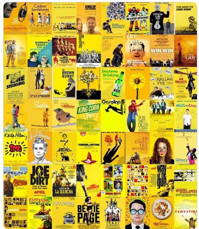 """13 dạng poster """"siêu kinh điển"""" của điện ảnh - Ảnh 10."""