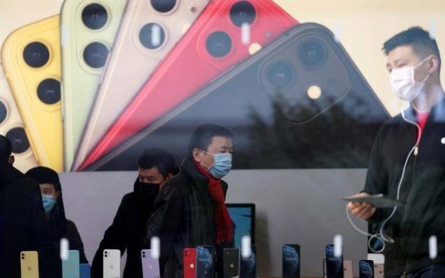 Apple rón rén mở cửa trở lại Apple Store tại Trung Quốc - Ảnh 2.