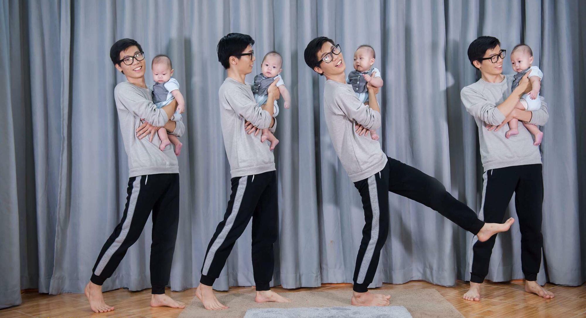 Ninh Quang Trường: Tôi sâu sắc hơn vẻ bề ngoài mọi người thấy - Ảnh 13.