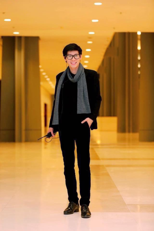 Ninh Quang Trường: Tôi sâu sắc hơn vẻ bề ngoài mọi người thấy - Ảnh 9.