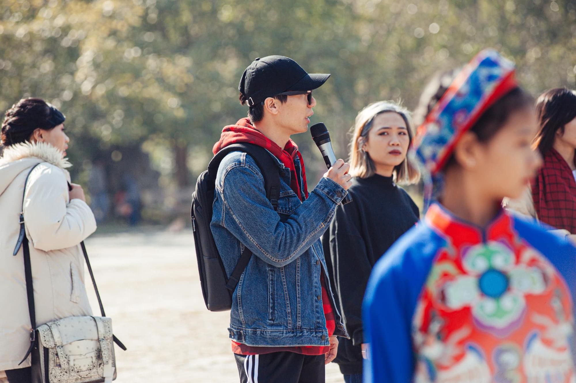 Ninh Quang Trường: Tôi sâu sắc hơn vẻ bề ngoài mọi người thấy - Ảnh 5.