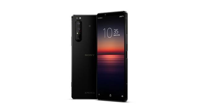 Sony trình làng bộ đôi smartphone Xperia 1 II và Xpreria 10 II - Ảnh 1.