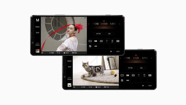 Sony trình làng bộ đôi smartphone Xperia 1 II và Xpreria 10 II - Ảnh 3.