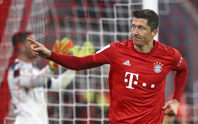 Lewandowski: Tôi xứng đáng giành Quả bóng vàng - Ảnh 1.