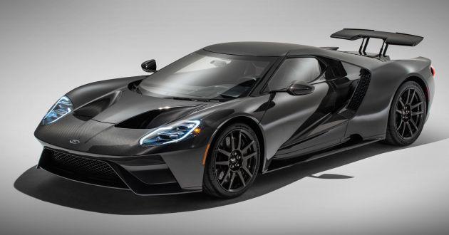 2020 Ford GT bổ sung thêm sức mạnh với phiên bản Liquid Carbon Edition - Ảnh 2.