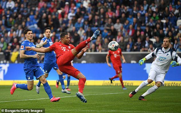 Bayern Munich thắng đậm Hoffenheim trong trận đấu 77 phút - Ảnh 2.
