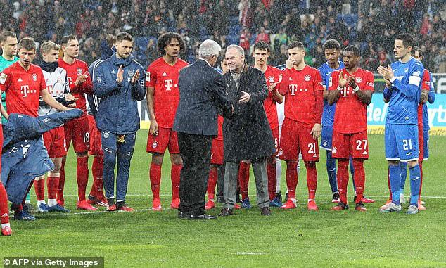Bayern Munich thắng đậm Hoffenheim trong trận đấu 77 phút - Ảnh 7.