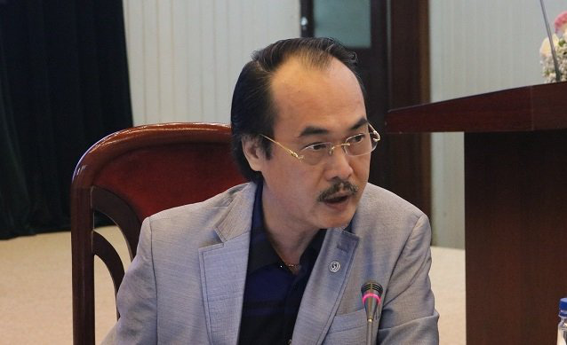 Assoc. Prof., Dr. Vu Xuan Phu, Deputy Director of the National Lung Hospital.