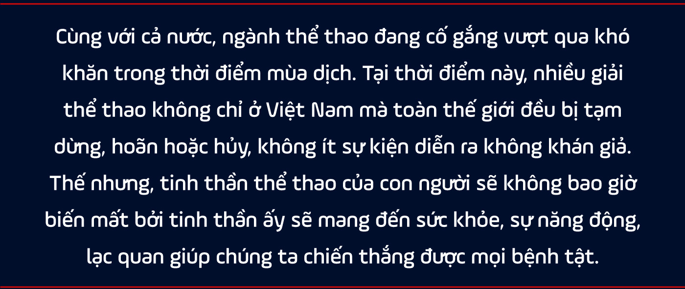 """COVID-19 làm """"rung chuyển"""" thể thao Việt Nam và toàn thế giới như thế nào? - Ảnh 18."""