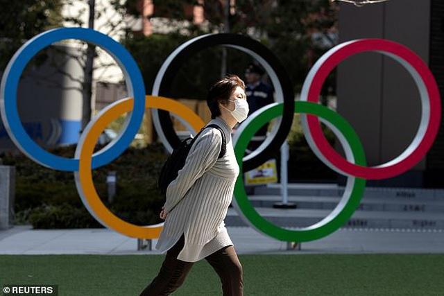 Người dân Nhật Bản không ủng hộ Olympic Tokyo - Ảnh 1.