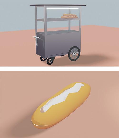Google nói gì về việc chọn bánh mì Việt Nam làm doodle mới? - Ảnh 3.