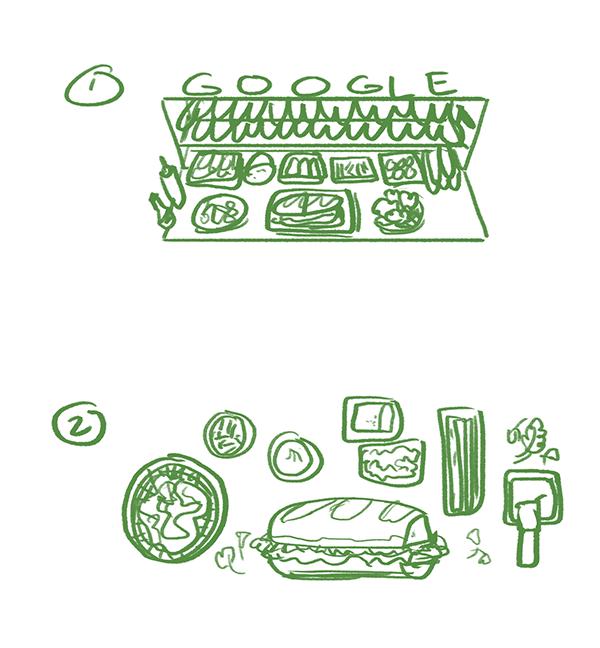Google nói gì về việc chọn bánh mì Việt Nam làm doodle mới? - Ảnh 4.