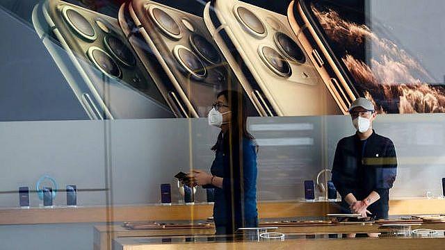 Apple sắp mở cửa trở lại Apple Store - Ảnh 1.