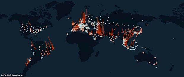 COVID-19 đang gây áp lực lớn lên hệ thống Internet toàn cầu - Ảnh 1.