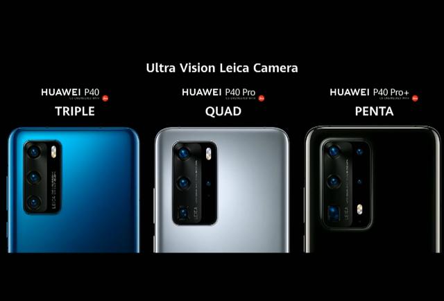 Huawei chính thức ra mắt bộ ba smartphone P40 series, zoom lên tới 100x - ảnh 6