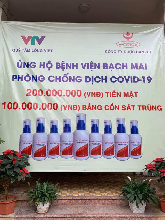 Hỗ trợ 10.000 lọ cồn sát trùng và 400 triệu đồng cùng cả nước chung tay chống dịch COVID-19 - Ảnh 6.
