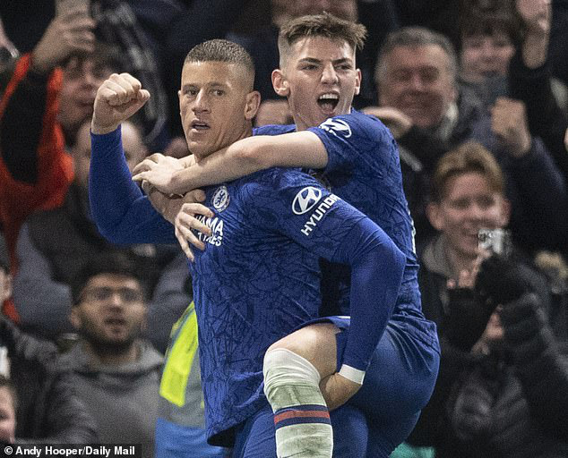 Sao hay nhất trận Chelsea 2-0 Liverpool khen sao trẻ hết lời - Ảnh 1.