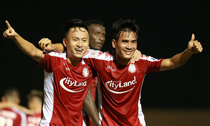 Last years runners-up Ho Chi Minh City also deliver a sweet start to their 2020 V.League campaign.