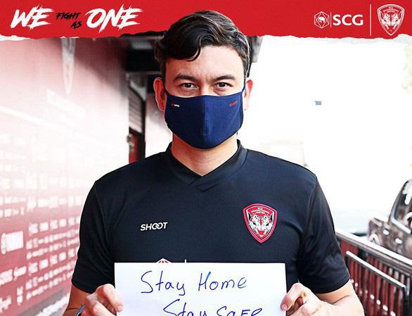 Muangthong United: Đặng Văn Lâm là thủ môn số 1 của đội bóng - Ảnh 1.