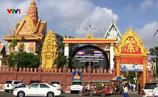Campuchia hủy các hoạt động ăn mừng Tết cổ truyền Chol Chnam Thmay - Ảnh 1.