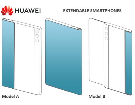 Huawei có thể đang phát triển smartphone có màn hình cuộn - Ảnh 1.