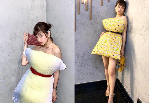 Bật cười với dàn sao Việt ở nhà vẫn chạy theo mốt lấy gối làm váy - Ảnh 2.