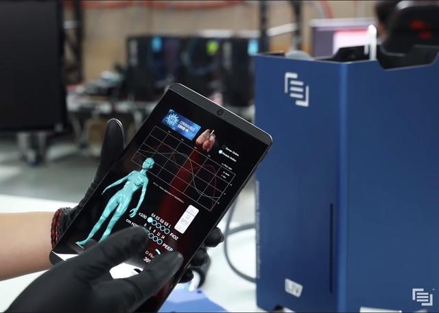 Công ty tạo máy thở từ thùng máy tính chơi game để giảm chi phí - Ảnh 1.