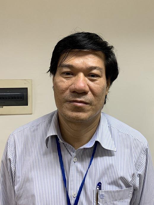 Bắt tạm giam Giám đốc Trung tâm Kiểm soát bệnh tật TP Hà Nội và một số bị can - Ảnh 1.